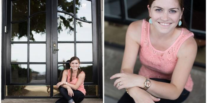 Kelsey's Portrait Session // Northville, MI Portrait Photographer