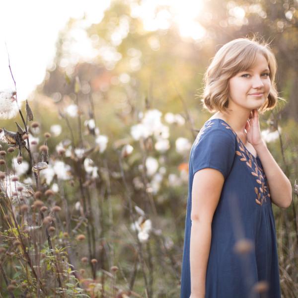 Rachel // High School Senior // Northville, MI Portrait Photographer