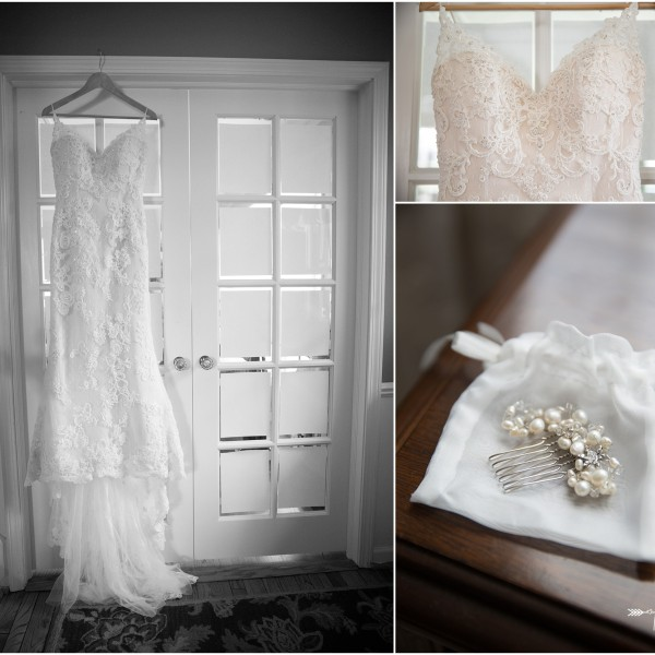 Caroline + Corey // Northville, Michigan Wedding Photographer