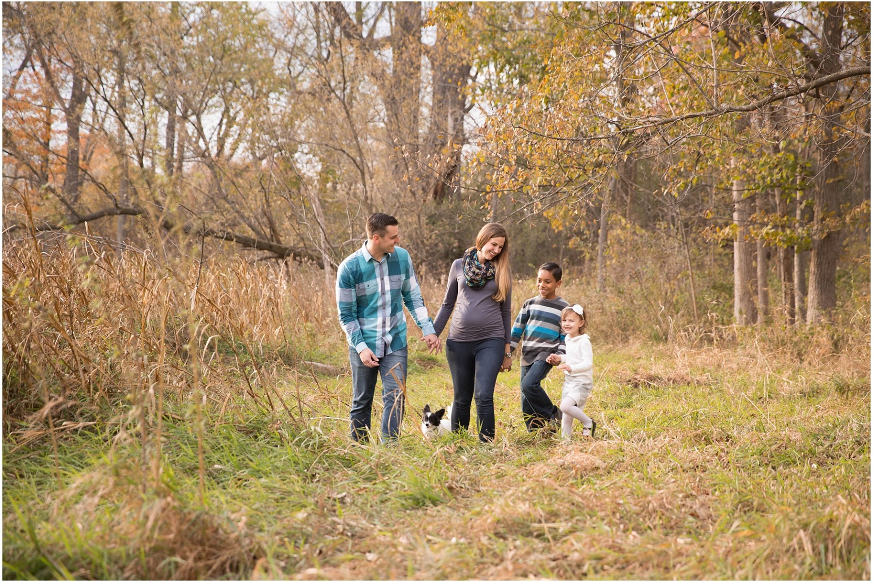 Kaminski Family Session // Northville, MI