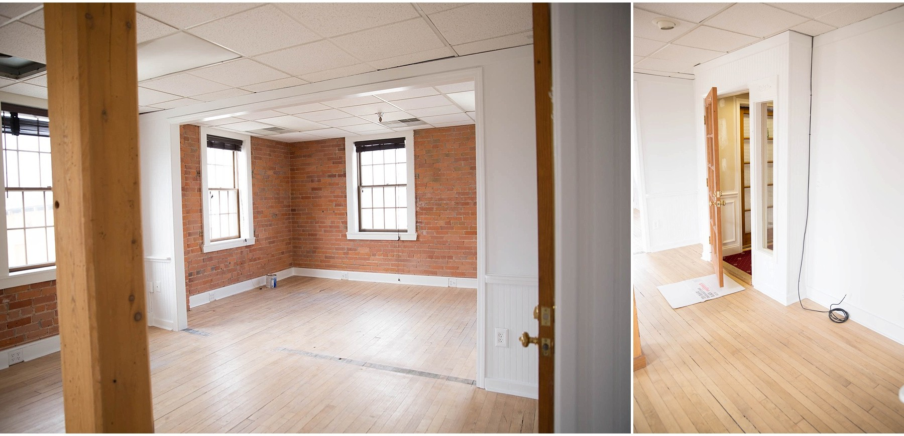 The Studio Transformation Before and After Pt. One