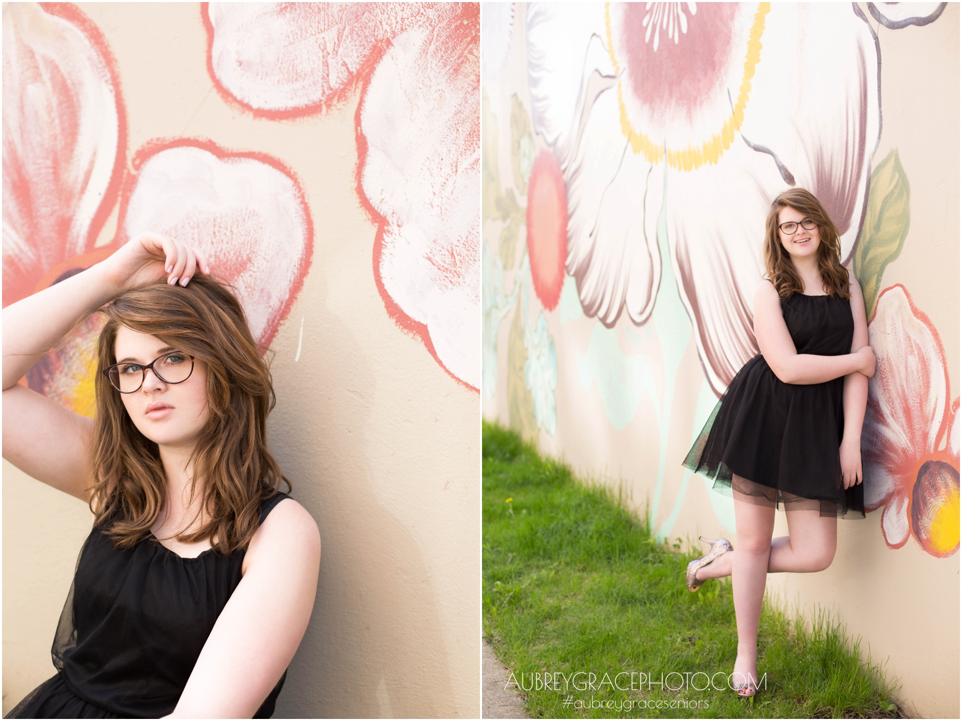 Aubrey Grace Photography high school seniors