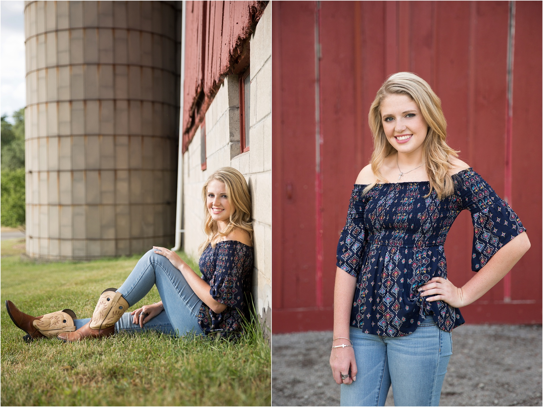 Aubrey Grace Photography Senior Portraits