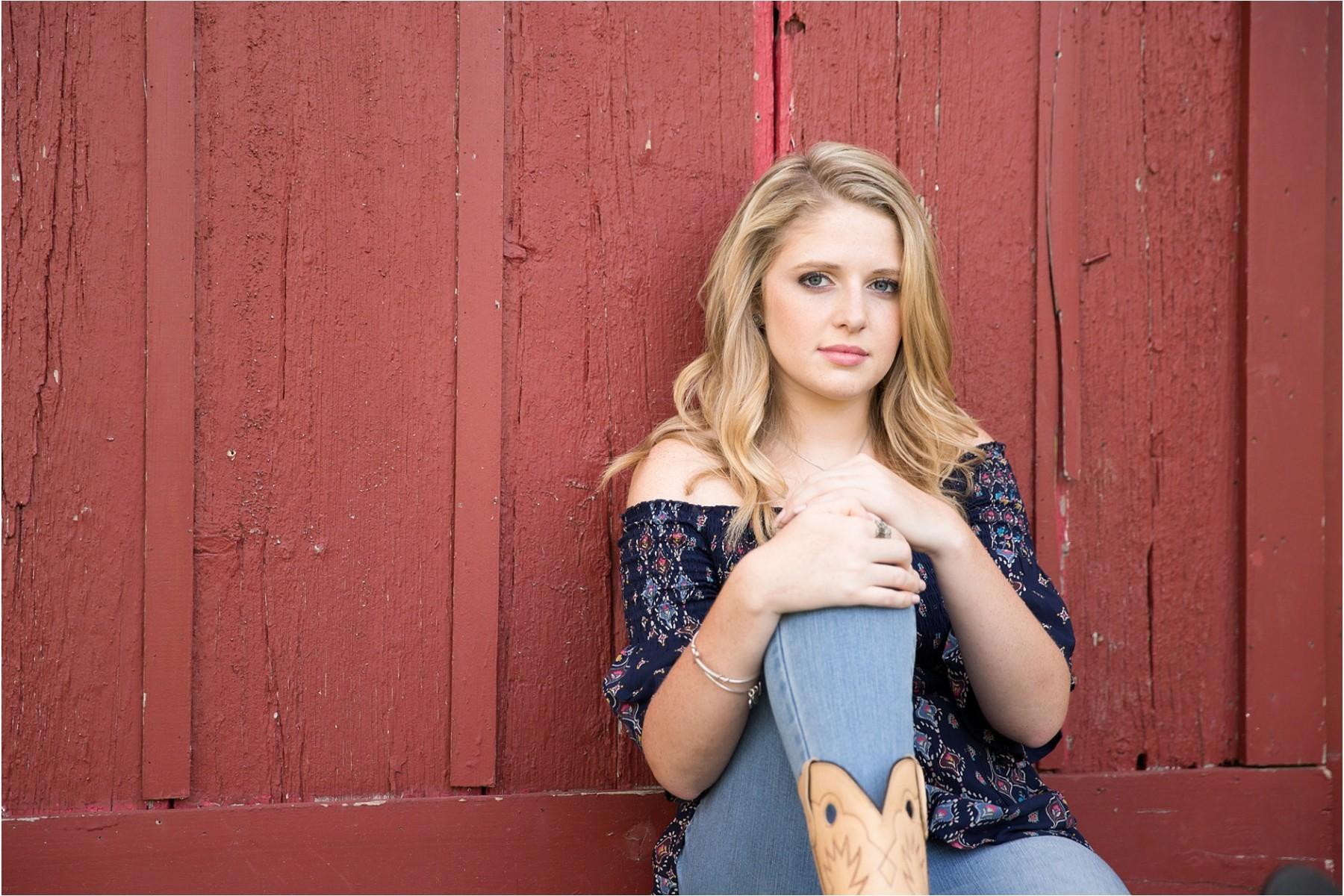 Jessica // High School Senior // Farmington, MI Portrait Photographer