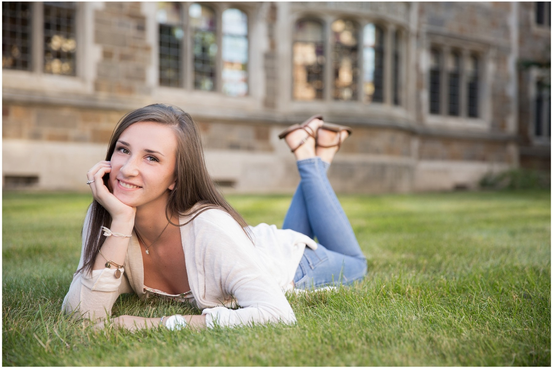 Sarah // High School Senior // Portrait Photographer Ann Arbor, MI