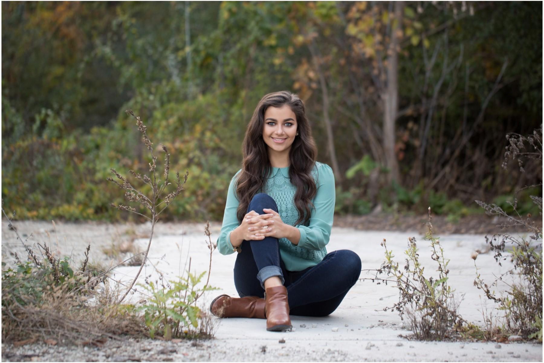 Aubrey Grace Photography high school senior sessions